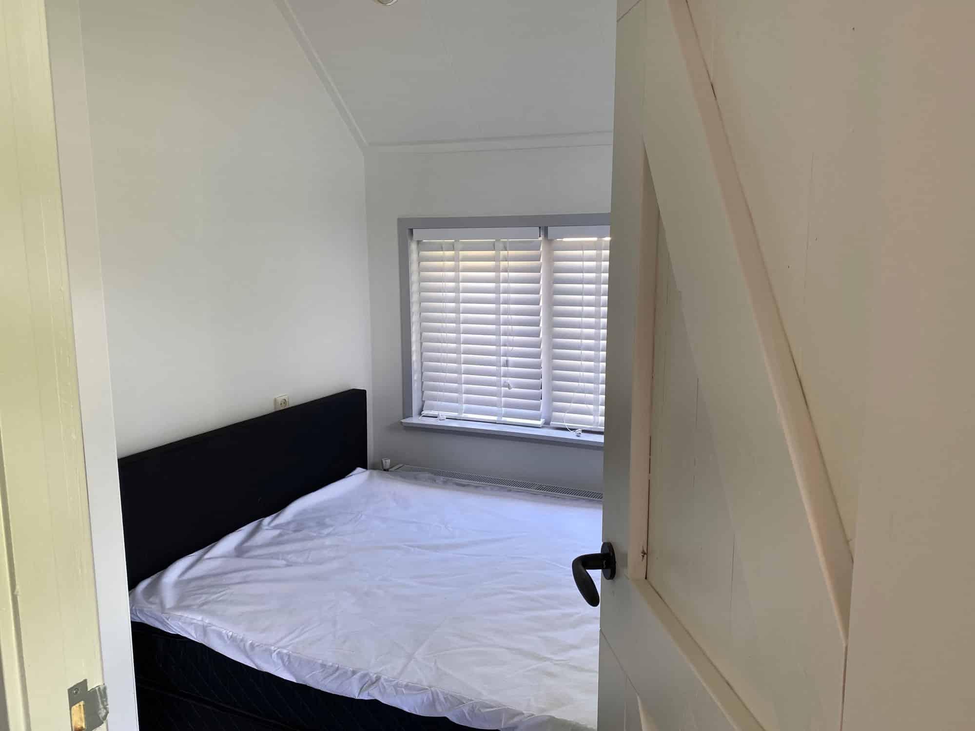 Appartement Hoorn slaapkamer